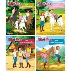 Nelson Mini-Buch - Bibi und Tina 29-32