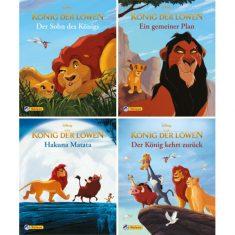 Nelson Mini-Buch - Disney König der Löwen 1-4