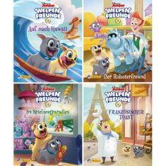 Nelson Mini-Buch - Disney Welpenfreunde 1-4