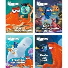 Nelson Mini-Buch - Findet Dorie, Disney