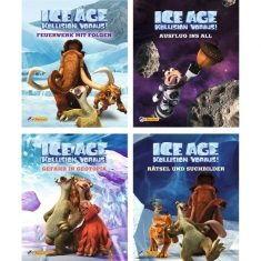 Nelson Mini-Buch - Kollision voraus!, Ice Age