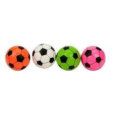 Neon Mini-Flummi - Fussball