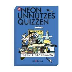 Neon Unnützes Quizzen - Ideen & Erfindungen