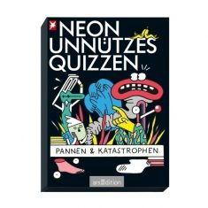 Neon Unnützes Quizzen - Pannen & Katastrophen