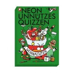 Neon Unnützes Quizzen - Weihnachten