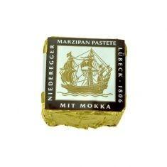 Niederegger Marzipanpastete - Mokka