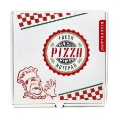 Notizzettel - Fresh Pizza Notepad