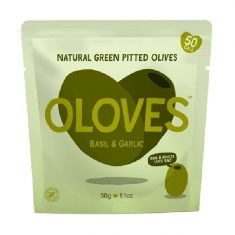 Oliven - Oloves, Basil & Garlic