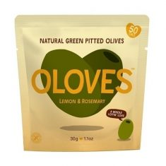 Oliven - Oloves, Lemon & Rosemary