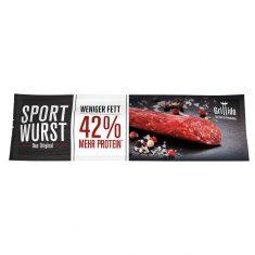 Grillido Sportwurst - Das Original