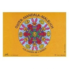 Oster-Mandala-Malbuch