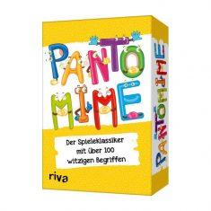 Kartenset - Pantomime