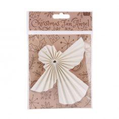 Papierfächer-Engel
