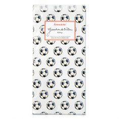 Papiertüten - Fußball, 6er-Set