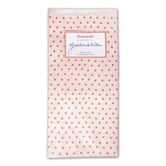 Papiertüten - Tupfer rosa, 6er-Set