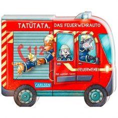 Pappbuch - Tatütata, das Feuerwehrauto