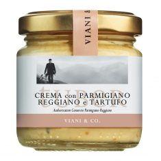 Parmesancreme - Crema con Parmigiano Reggiano e Tartufo