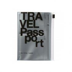 Travel Kit Passport, silber