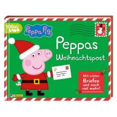 Adventskalenderbuch: Peppas Weihnachtspost