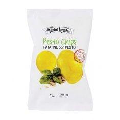 Pesto Chips - Patatine con Pesto