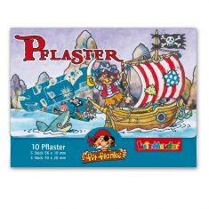 Pflasterbriefchen - Pirat Pit Planke