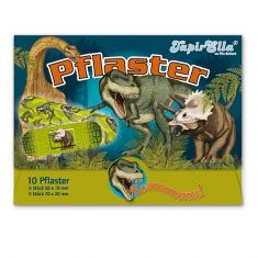 Pflasterbriefchen - T-Rex