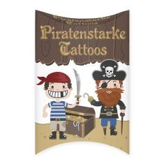Piratenstarke Tattoos