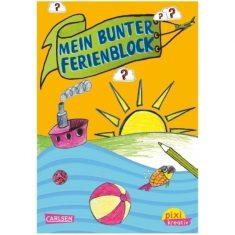 Pixi kreativ - Mein bunter Ferienblock