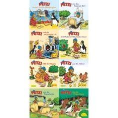 Pixi-Serie - Viel Spaß mit Petzi