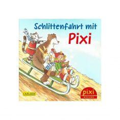 Pixi-Serie W 36 - Schlittenfahrt mit Pixi