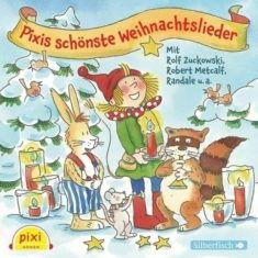 Pixis schönste Weihnachtslieder , CD