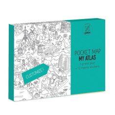 Pocket Map - My Atlas