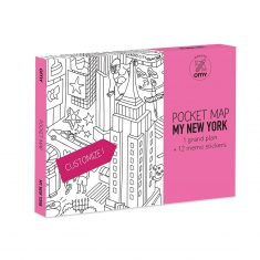 Pocket Map - My New York City