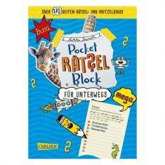 Pocket-Rätselblock - Für unterwegs