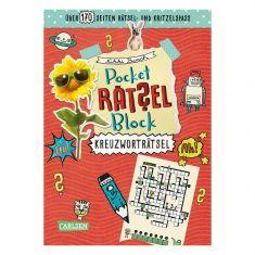 Pocket-Rätselblock - Kreuzworträtsel