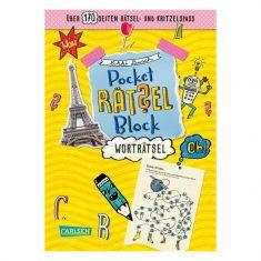 Pocket-Rätselblock - Worträtsel
