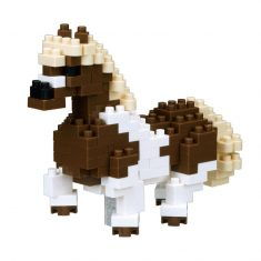 Nanoblock Mini Collection - Pony