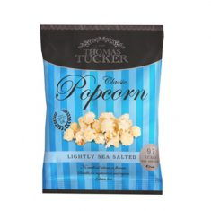 Popcorn - Lightly Sea Salted, Thomas Tucker