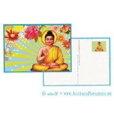 Postkarte - Buddha