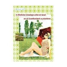 Postkarte - gewusst wie, Gesamtkunstwerk