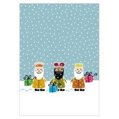 Postkarte - Heilige Drei Könige