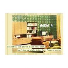 Postkarte - Heim