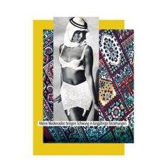 Postkarte - Maskerade