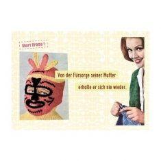 Postkarte - Short Drama 1, Fürsorge