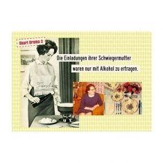 Postkarte - Short Drama 2, Schwiegermutter