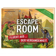 Adventskalenderbuch - Escape Room - Flucht aus der Vergangenheit
