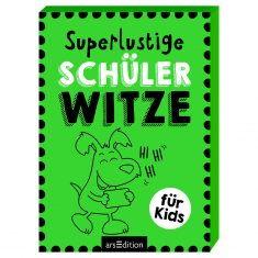 Kartenbox - Superlustige Schülerwitze