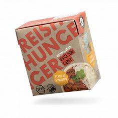 3 Minuten Gericht Rotes Thai Curry - REISHUNGER, bio