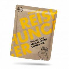 Gedämpfter Bio Basmati Linsen Quinoa Mix - REISHUNGER