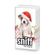 Taschentücher SNIFF - Christmas Pub